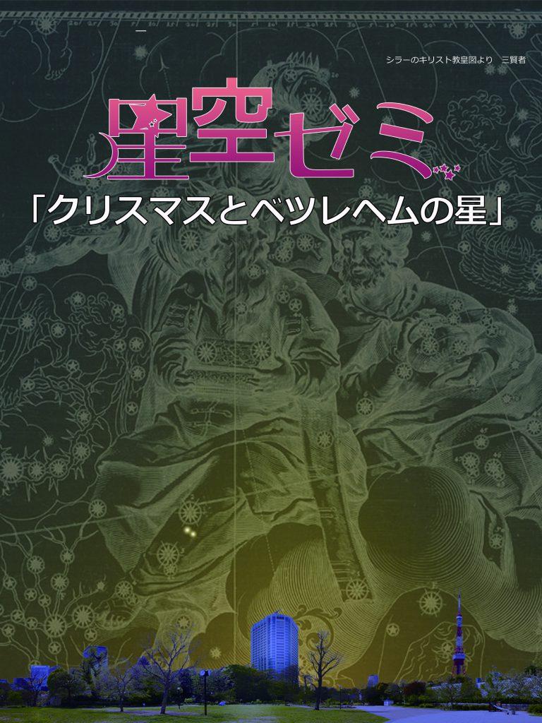 202011星空ゼミ片面チラシ20201106 - コピー