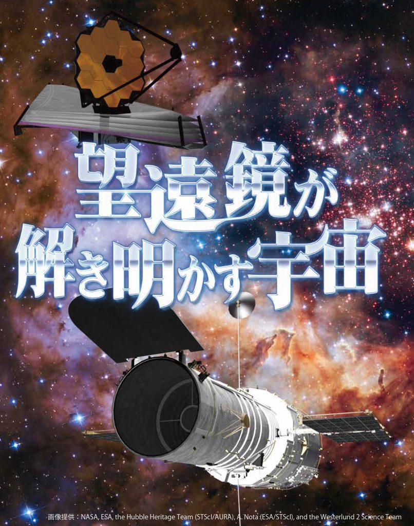 望遠鏡が解き明かす宇宙